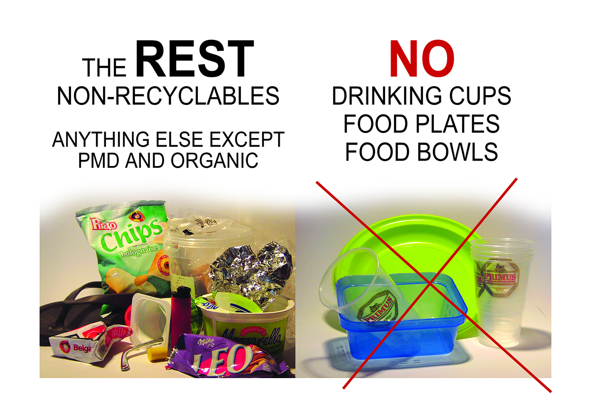 REST trash - how to recycle